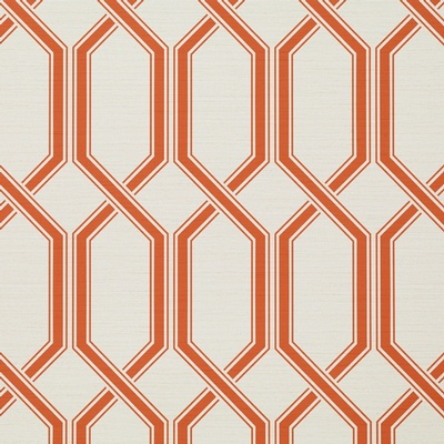 DN2-STR-09 | Creams | Oranges | LEVEY | Canada's National Wallcovering Distributor: click to enlarge