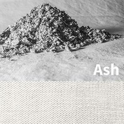 Fabric Window Film - Ash | LEVEY Wallcovering and Interior Finishes: click to enlarge