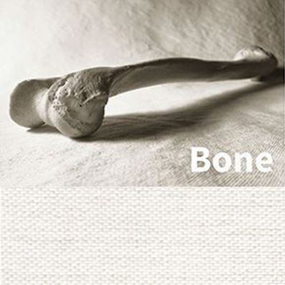 Fabric Window Film - Bone | LEVEY Wallcoverings and Interior Finishes: click to enlarge