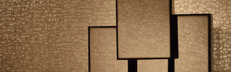Gold Wallcovering, Lima Commercial Vinyl Wallcovering, DeNovo Wall from Levey