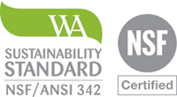 NSF Sustainability Qualified Wallcovering