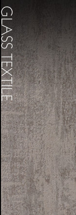 LEVEY Commercial Wallcovering, GlassTextile Options