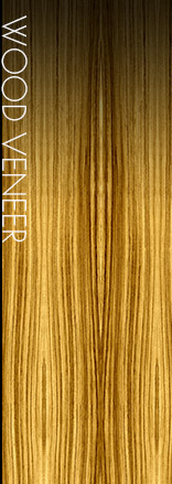 LEVEY Commercial Wallcovering, Wood Veneer Options