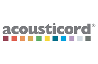 Acousticord Acoustical Wallcovering logo, Levey Industries