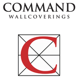 Command Wallcovering Logo Levey Industries