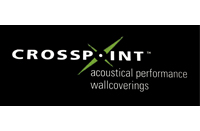 Crosspoint Acoustical Wallcovering logo, Levey Industries