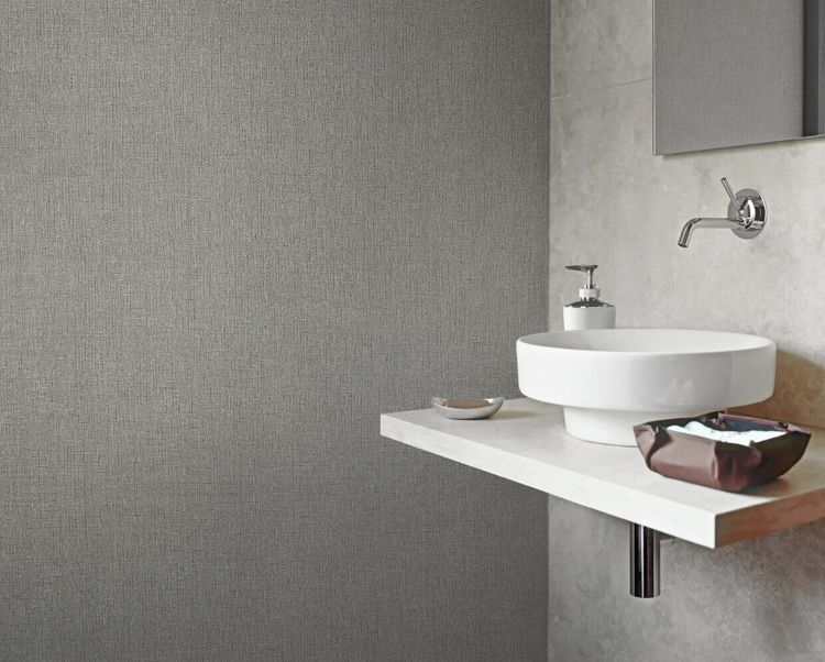 Grey Wallcovering, Novelio Commercial Wallcovering from Levey