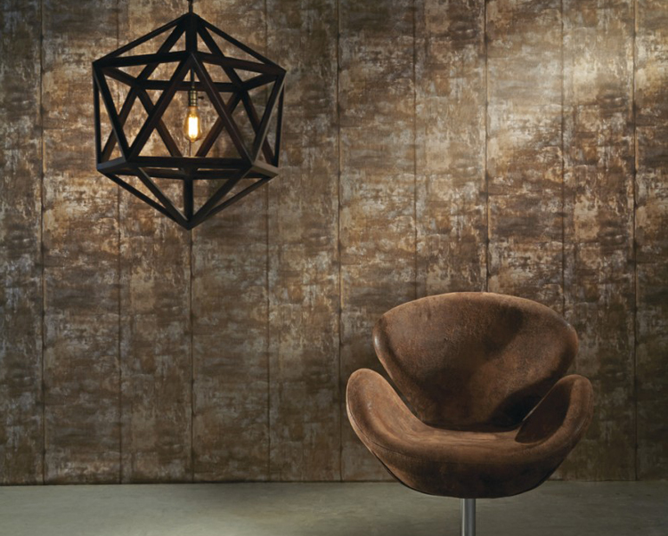 Gilded Masonry Commercial Wallcovering Levey industries