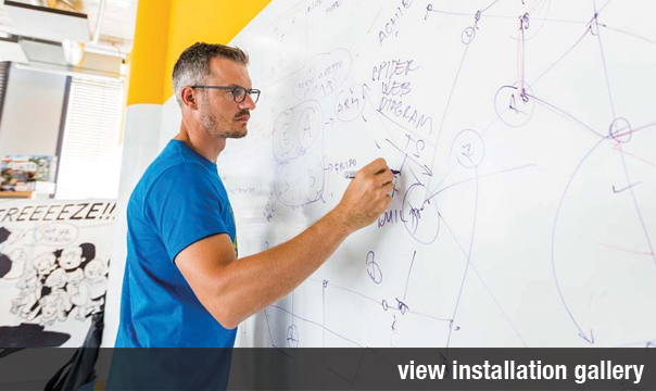 Dry Erase Paint, Smarter Surfaces from Levey