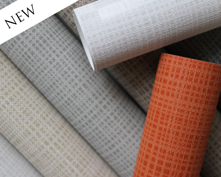Weft Commercial Vinyl Wallcovering from Levey