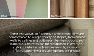 153 New Trending Colours, 3M Wallcovering,Levey Industries