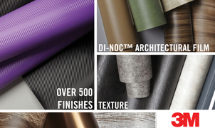 3M DI-NOC Wallcovering, Levey Industries inc.