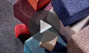 Anassa Wallcovering Video from LEVEY