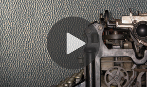 Blacksmith Wallcovering Video from LEVEY