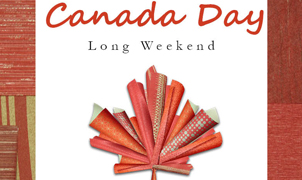Canada Day 2018, Levey Wallcoverings and Architectural Finishes