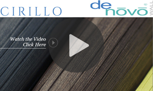 Cirillo Wallcovering Video from LEVEY