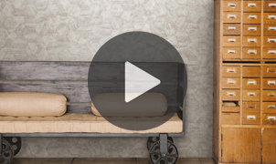 Grey Wallcovering Video from LEVEY