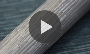 Pick Up Sticks Wallcovering Video from LEVEY