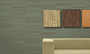 SanFoot Wood Veneer Wallcovering, Introducing, Levey Wallcoverings and Architectural Finishes