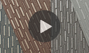 Shooting Star Wallcovering Video from LEVEY