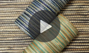 Spring Wallcovering Video from LEVEY