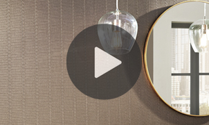 Without A Paddle Wallcovering Video from LEVEY