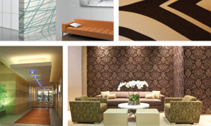 AZURE Magazine, IIDEX 2011, Levey Wallcoverings and Architectural Finishes