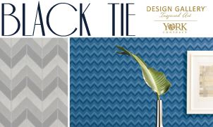 Black Tie Wallcovering, Levey Wallcoverings and Architectural Finishes