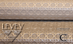 Boca Wallcovering, Levey Wallcoverings and Architectural Finishes