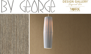 By George Wallcovering, Levey Wallcoverings and Architectural Finishes