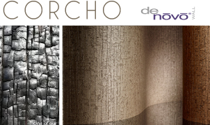 Corcho Wallcovering, Levey Wallcoverings and Architectural Finishes