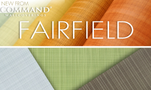 Fairfield Wallcovering, Levey Wallcoverings and Architectural Finishes
