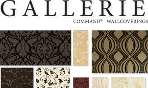Gallerie Wallcovering, Levey Wallcoverings and Architectural Finishes