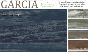 Garcia Wallcovering, Levey Wallcoverings and Architectural Finishes