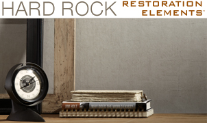Hard Rock Wallcovering, Levey Wallcoverings and Architectural Finishes