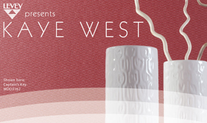 Kaye West Wallcovering, Levey Wallcoverings and Architectural Finishes