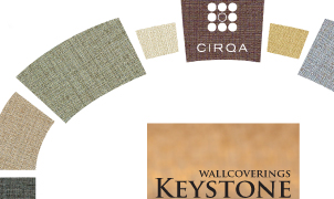 Keystone Wallcovering, Levey Wallcoverings and Architectural Finishes
