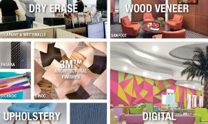 Product Libraries, Levey Wallcoverings and Architectural Finishes