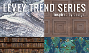 Digital Wallcovering, Levey Wallcoverings and Architectural Finishes