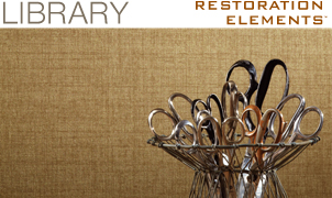 Library Wallcovering, Levey Wallcoverings and Architectural Finishes