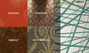 Product list 2010, Levey Wallcoverings and Architectural Finishes