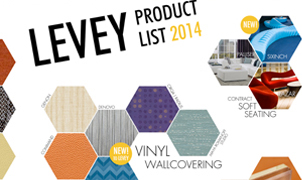 Product List, Levey Wallcoverings and Architectural Finishes
