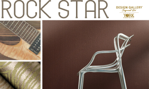 Rock Star Wallcovering, Levey Industries inc.