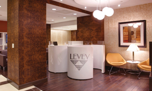 Walnut Burl SanFoot Wood Veneer Wallcovering, Levey Wallcoverings and Architectural Finishes