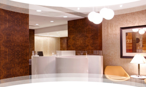 SanFoot, Green Wood Veneer Wallcovering, Levey Wallcoverings and Architectural Finishes