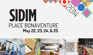 SIDIM 2014, Levey Wallcoverings and Architectural Finishes