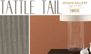Tattle Tail Wallcovering, Levey Wallcoverings and Architectural Finishes