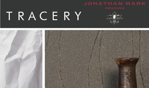Tracery Wallcovering, Levey Wallcoverings and Architectural Finishes
