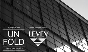 UNFOLD Humber 2014, Levey Wallcoverings and Architectural Finishes