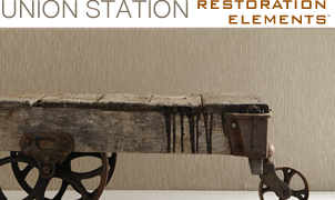 Union Station Wallcovering, Levey Wallcoverings and Architectural Finishes